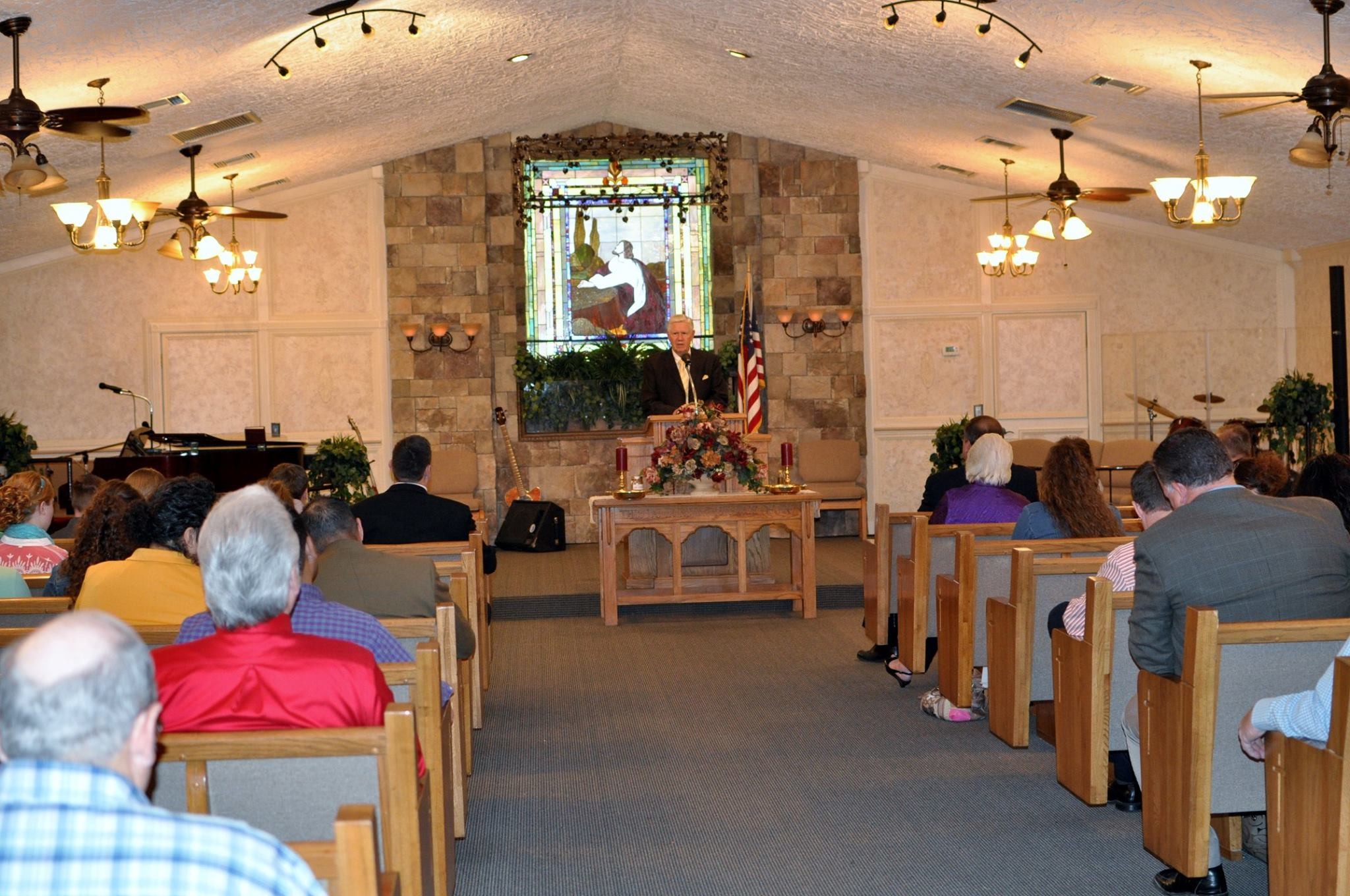 Camp Meeting Image 1